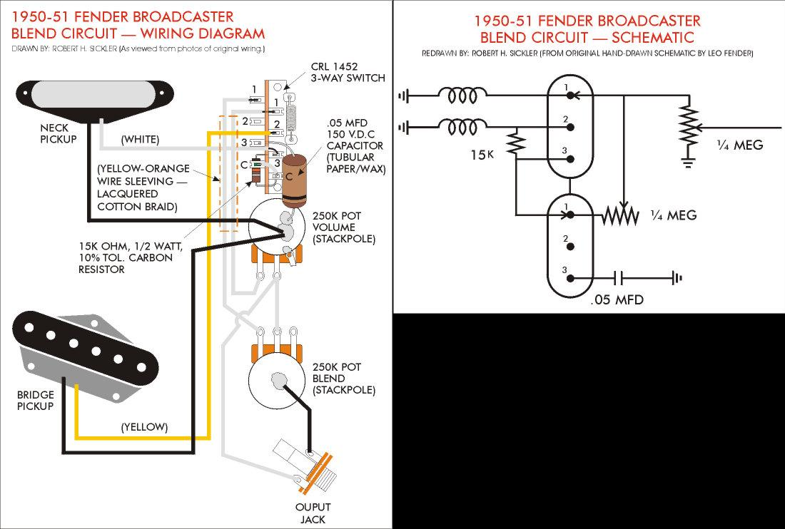 Fender Duo Sonic Wiring Diagram