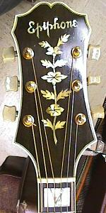 Vintage Guitars Info - Epiphone vintage guitar collecting