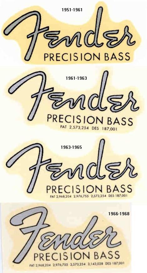 Fender Precision Bass (Historia ilustrada)