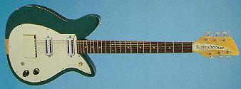 combo 450, available 1956 to 1958 with tulip body shape